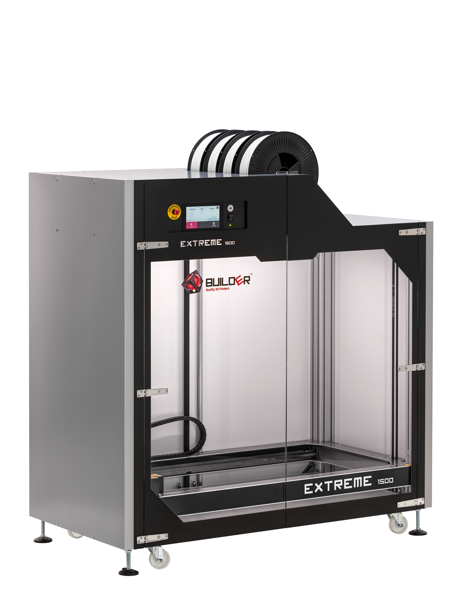 Builder Extreme 1500 PRO - Large Scale 3D printing - XL 3D Printing