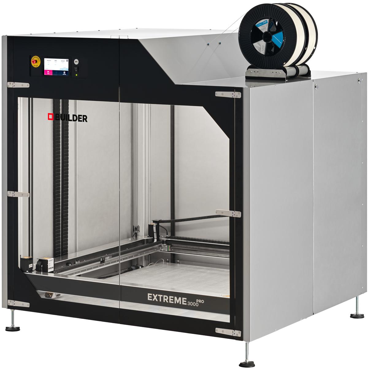 Large Scale 3D Printers - Builder 3D Printers